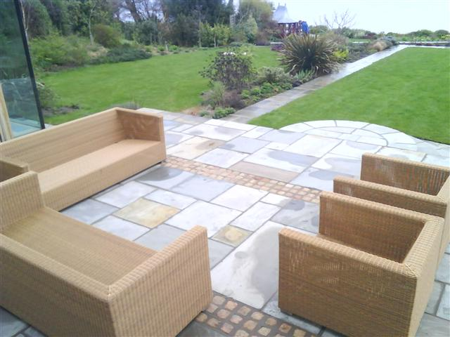Patio Cleaning in Cardiff