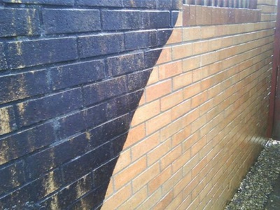 Brick Cleaning in Bristol