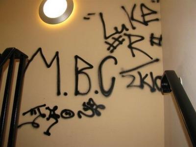 Graffiti Removal in Cardiff, Swansea