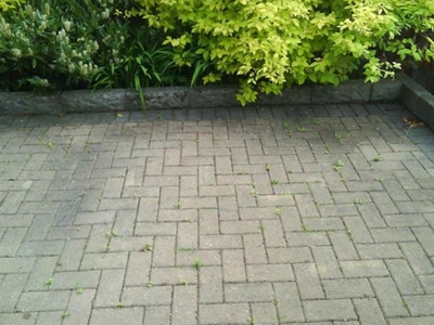 Driveway Cleaning in Cardiff