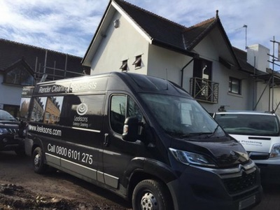 Roof Cleaning in Cardiff, Swansea