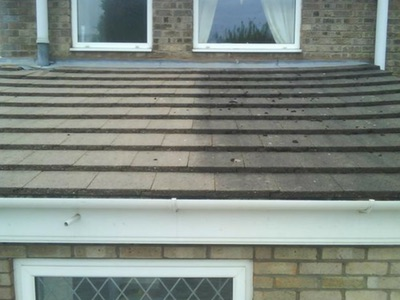 Roof Cleaning in Cardiff