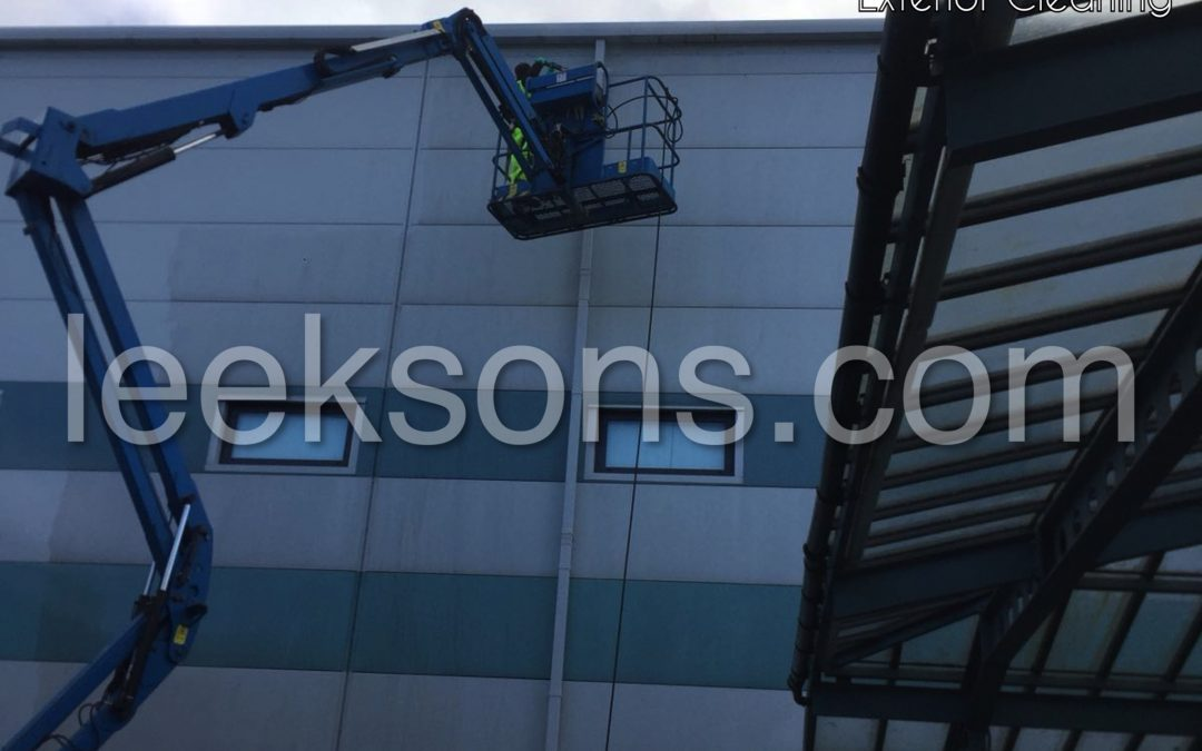 Cladding Cleaning Cardiff