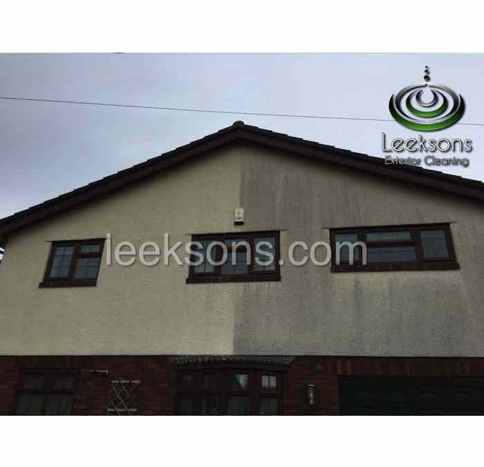 Render Cleaning Company Uk S Number One Softwashing Company