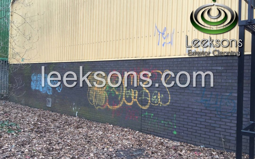 Graffiti Removal in Newport