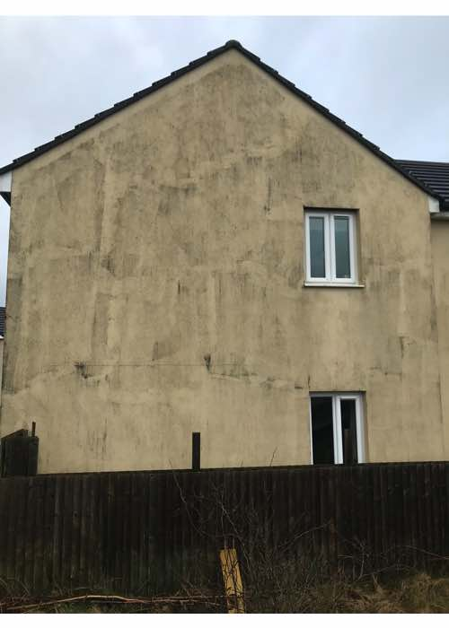 Three reasons why you should not paint K Rend - What to do?